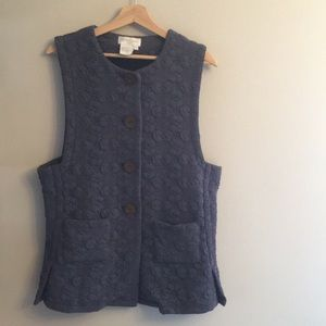 Quilted Vest by Great Cavalier by st. Paul